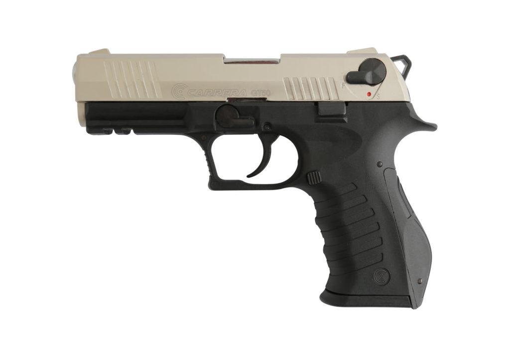 arma de goma blank gt50-8