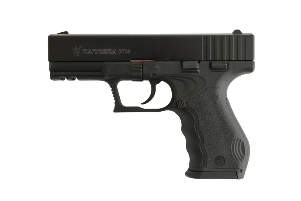 Carrera gt60 pistola traumatica