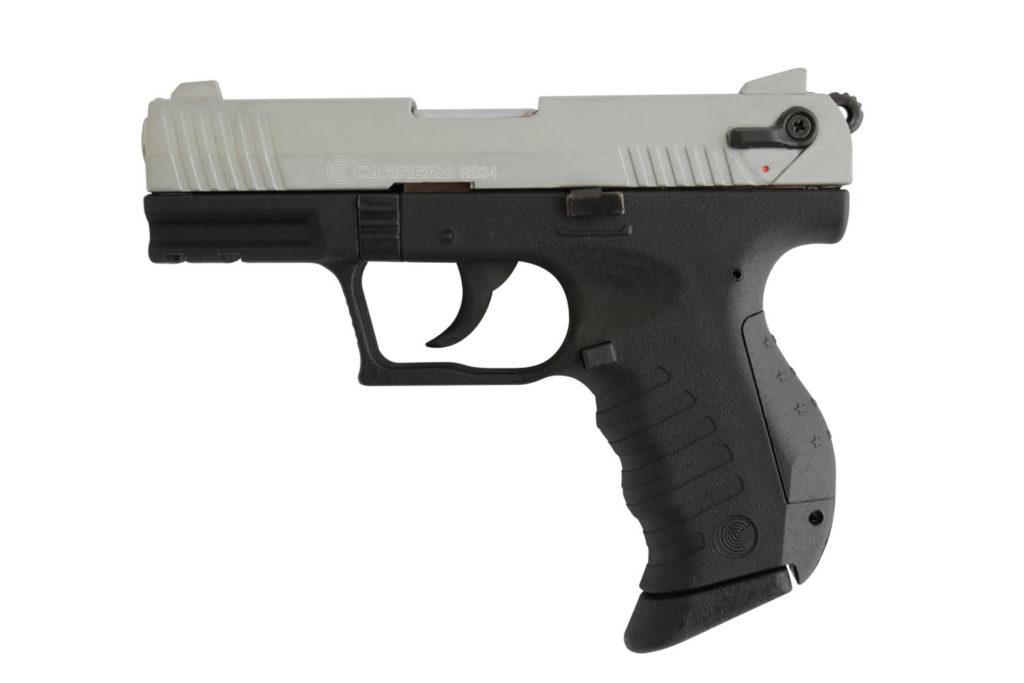 RS34 CARRERA ARMA DE GOMA-2
