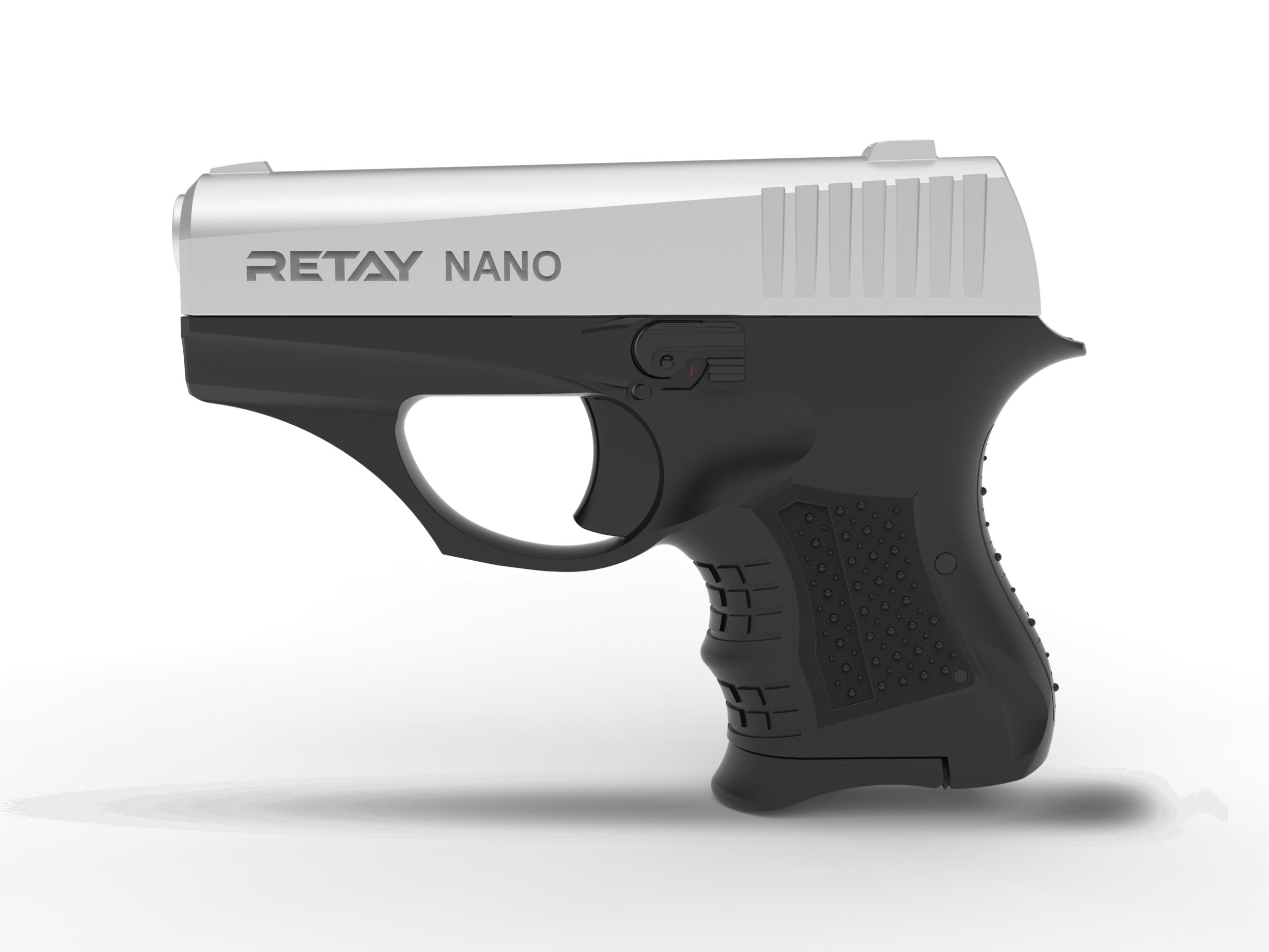 Retay nano chrome