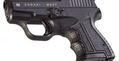Zoraki m807-Negro