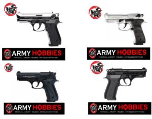 Pistolas Ekol Firat Compact