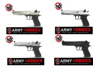 Pistolas Retay Eagle LU