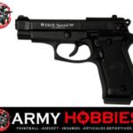 pistola ekol special 99 negra